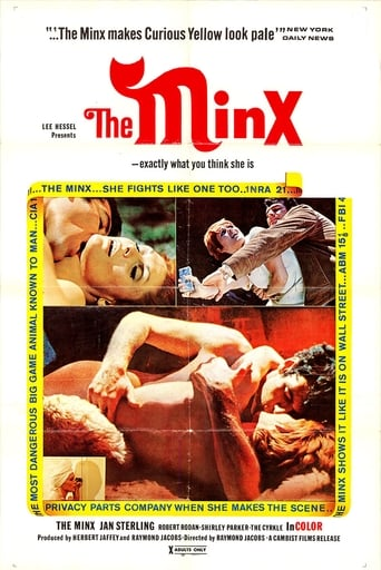 Poster of The Minx