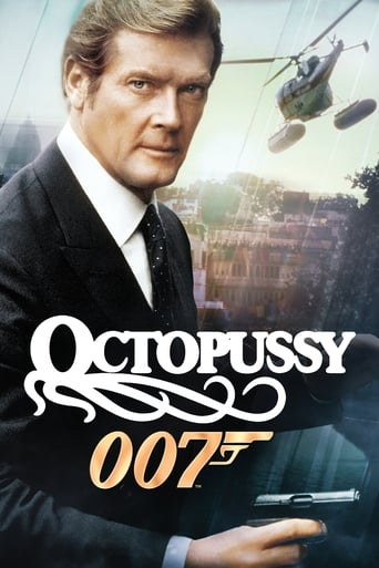 Poster of 007: Octopussy