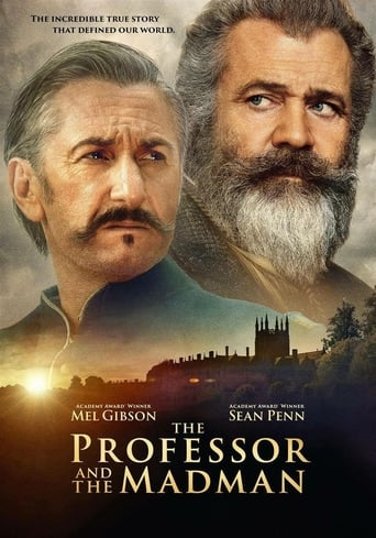 Poster of The Professor and the Madman