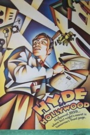 Poster of Hyde in Hollywood