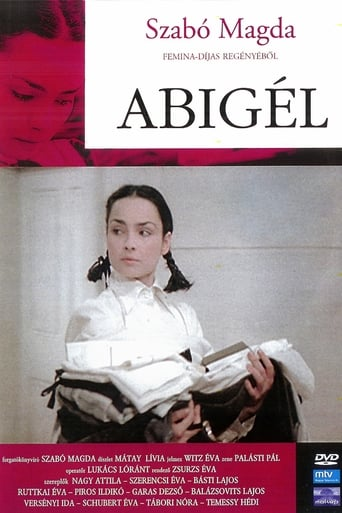 Poster of Abigél