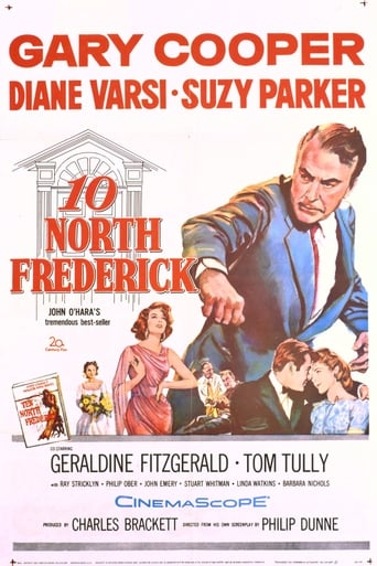 Poster of Ten North Frederick