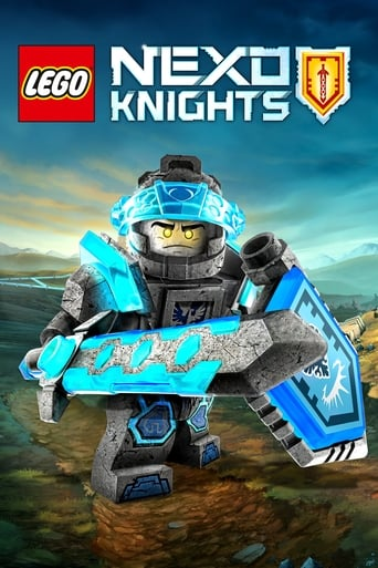 Poster of LEGO Nexo Knights
