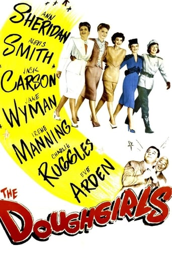 Poster of The Doughgirls
