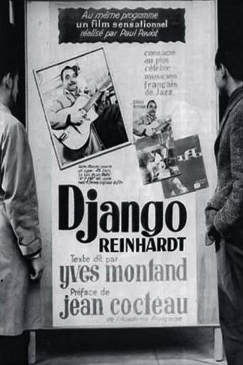 Poster of Django Reinhardt