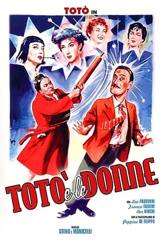 Poster of Toto and the Women