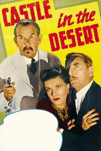 Poster of Castle in the Desert