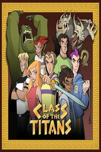 Filmposter von Class of the Titans