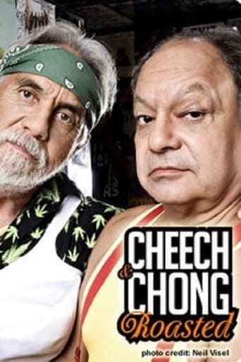 Cheech & Chong Roasted poster