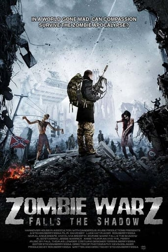 Poster of Zombie Warz: Falls the Shadow