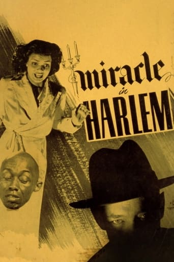 Poster of Miracle in Harlem