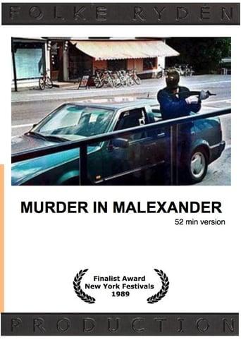 Poster of Murder in Malexander