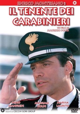 Poster of Il tenente dei carabinieri