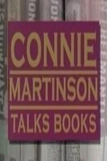 Poster of Connie Martinson Talks Books