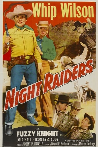 Poster of Night Raiders