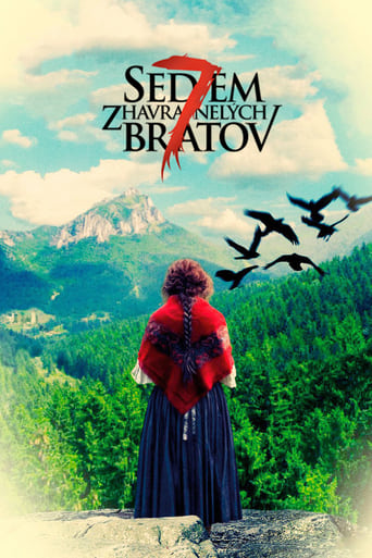 Poster of The Seven Ravens