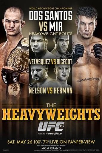 Poster of UFC 146: Dos Santos vs. Mir