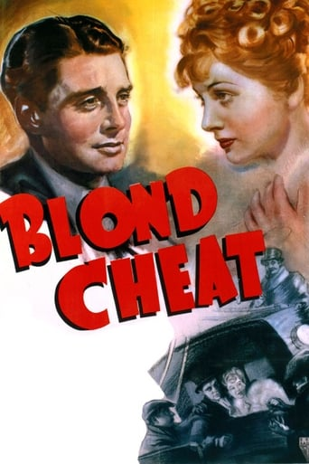 Poster of Blond Cheat