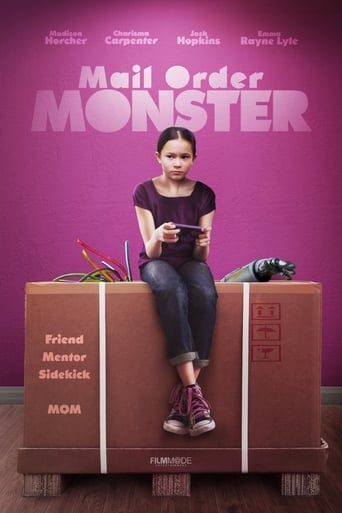 Poster of Mail Order Monster