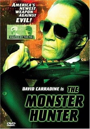 Poster of The Monster Hunter