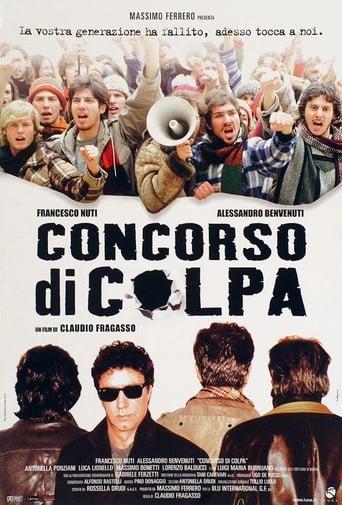 Poster of Concorso di Colpa