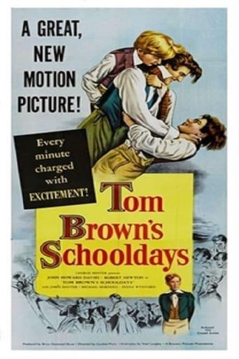 Poster of Tom Brown's Schooldays
