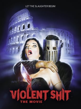 Poster of Violent Shit: the Movie