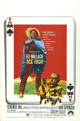 Poster of Ace High