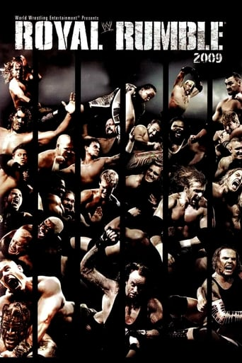 Poster of WWE Royal Rumble 2009