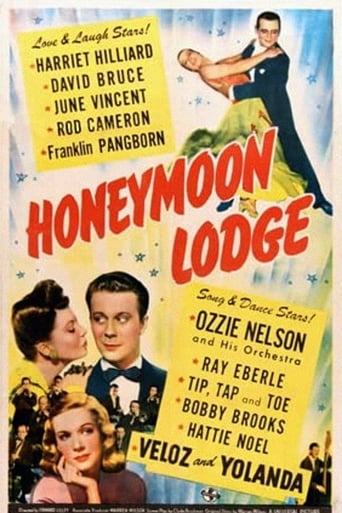 Poster of Honeymoon Lodge