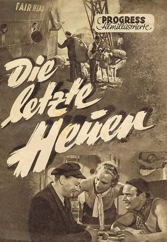 Poster of Die letzte Heuer