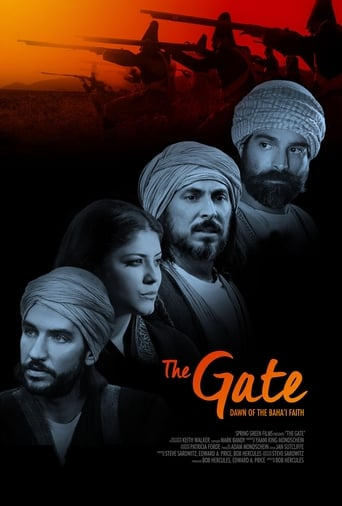 Poster of The Gate: Dawn of the Bahá'í Faith