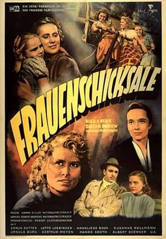 Poster of Frauenschicksale