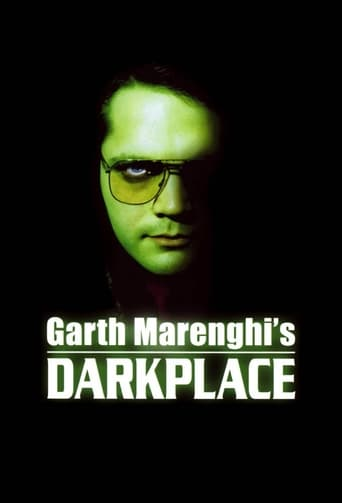 Poster of Garth Marenghi's Darkplace