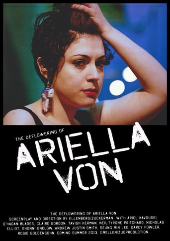 Poster of The Deflowering of Ariella Von