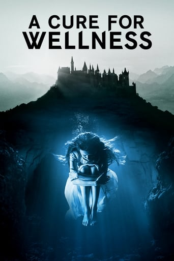 Poster of A Cure for Wellness