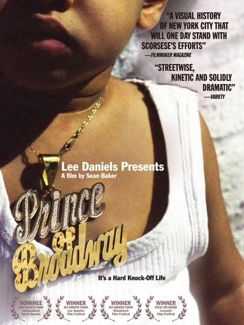 Poster of El principe de Broadway