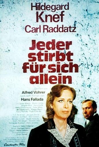 Poster of Jeder stirbt für sich allein