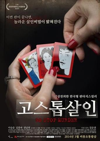 Poster of Go, Stop, Murder