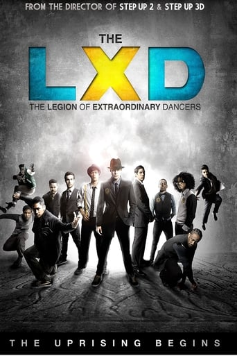 Poster of The Legion of Extraordinary Dancers