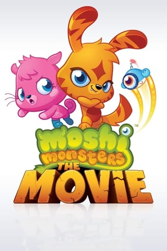 Poster of Moshi Monsters: The Movie