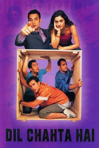 Poster of Dil Chahta Hai