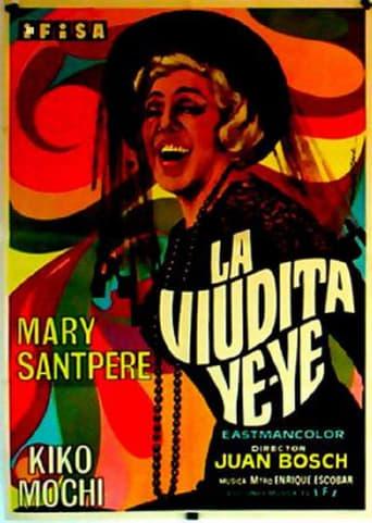 Poster of La viudita ye-ye