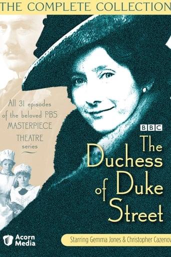 Poster of The Duchess of Duke Street