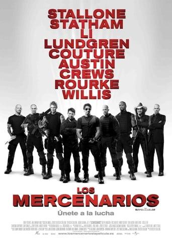 Los mercenarios The Expendables