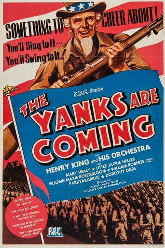 Poster of The Yanks Are Coming