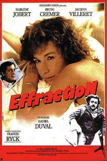 Poster of Effraction