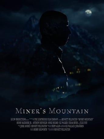 Poster of Miner's Mountain