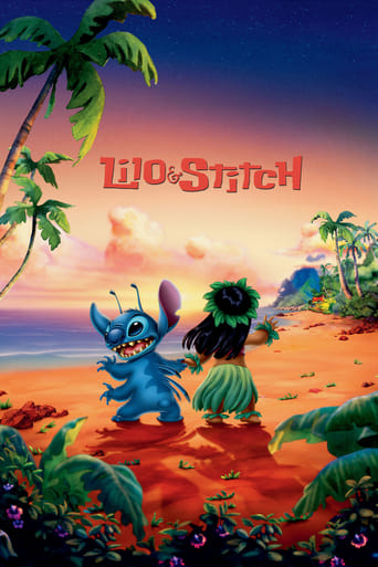 Poster of Lilo & Stitch