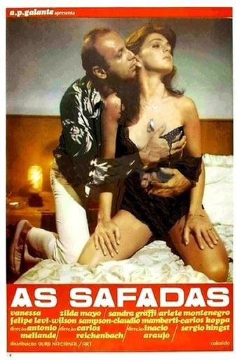 Poster of As Safadas